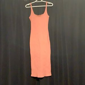 Blush Body-con Dress